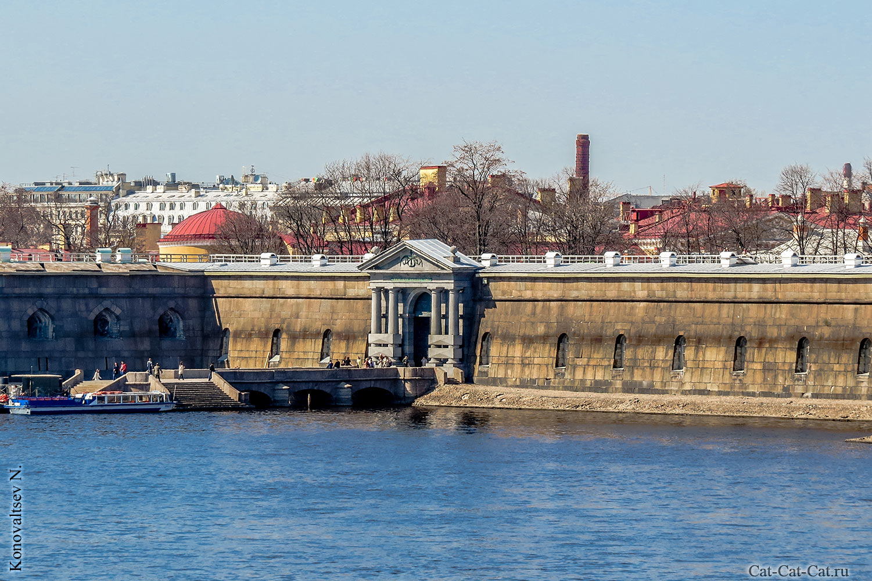 Петропавловская крепость, ч.1