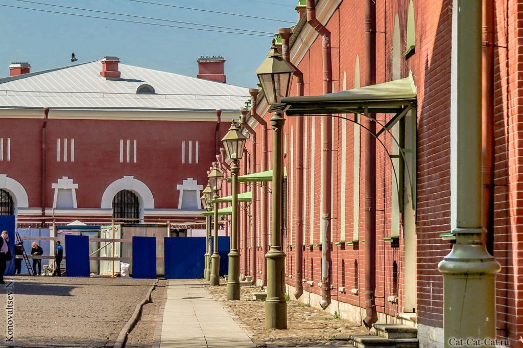 Петровская куртина (Петропавловская крепость, Санкт-Петербург)