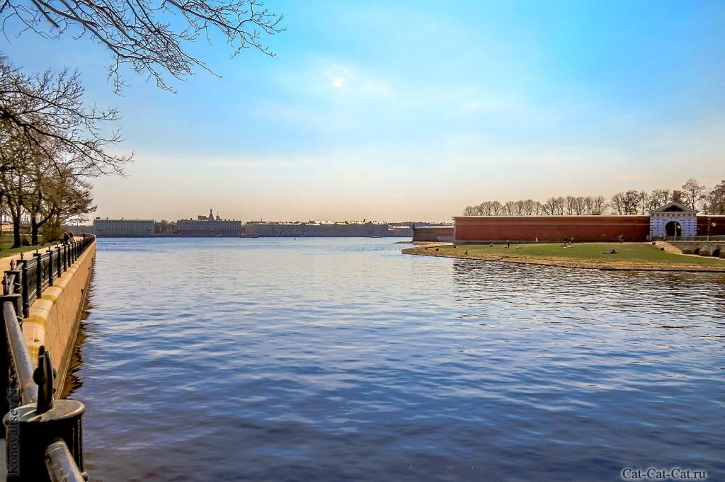 Нева, Санкт-Петербур