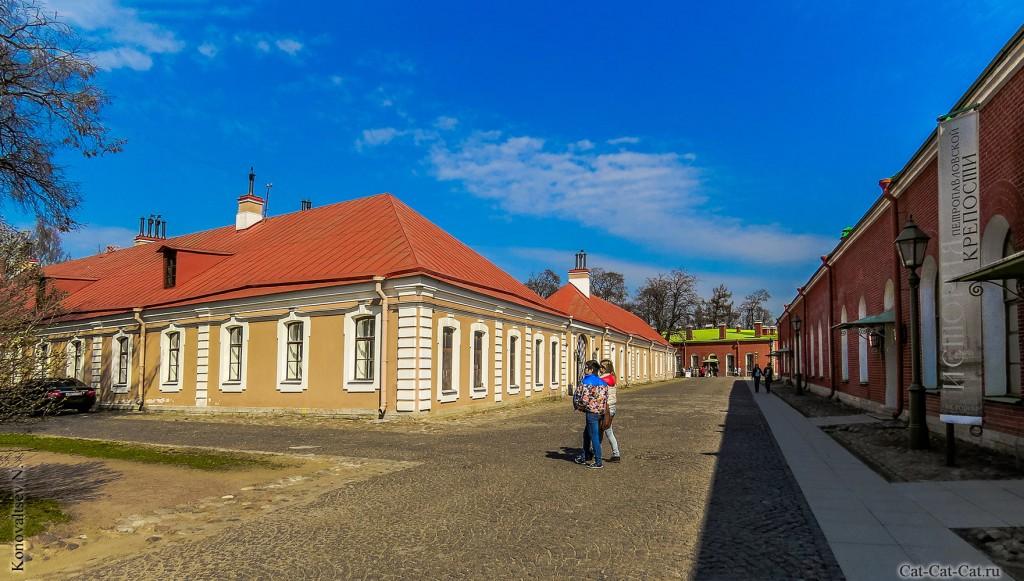 Инженерный дом (Петропавловская крепость, Санкт-Петербург)