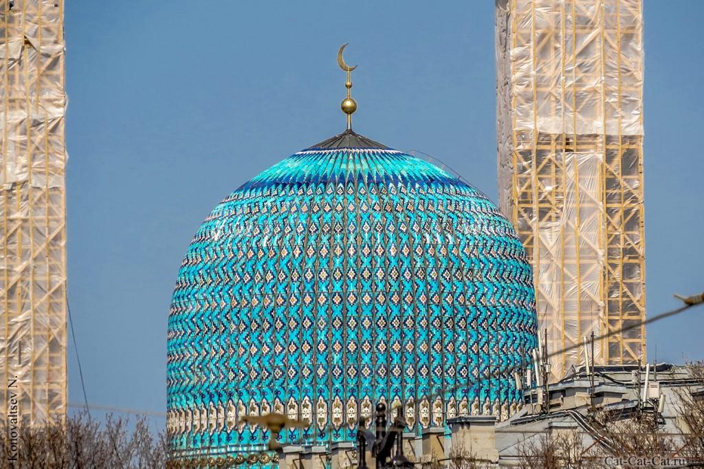 Купол Соборной мечети