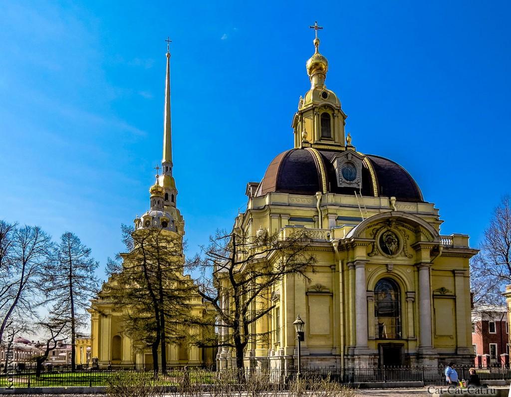 Петропавловский собор и Великокняжеская усыпальница (Санкт-Петербург)