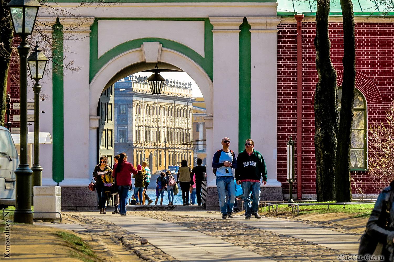 Петропавловская крепость, ч.2