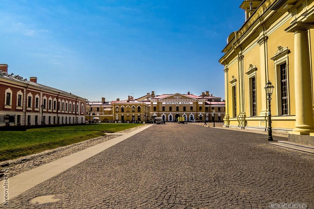Петропавловская крепость (Санкт-Петербург)
