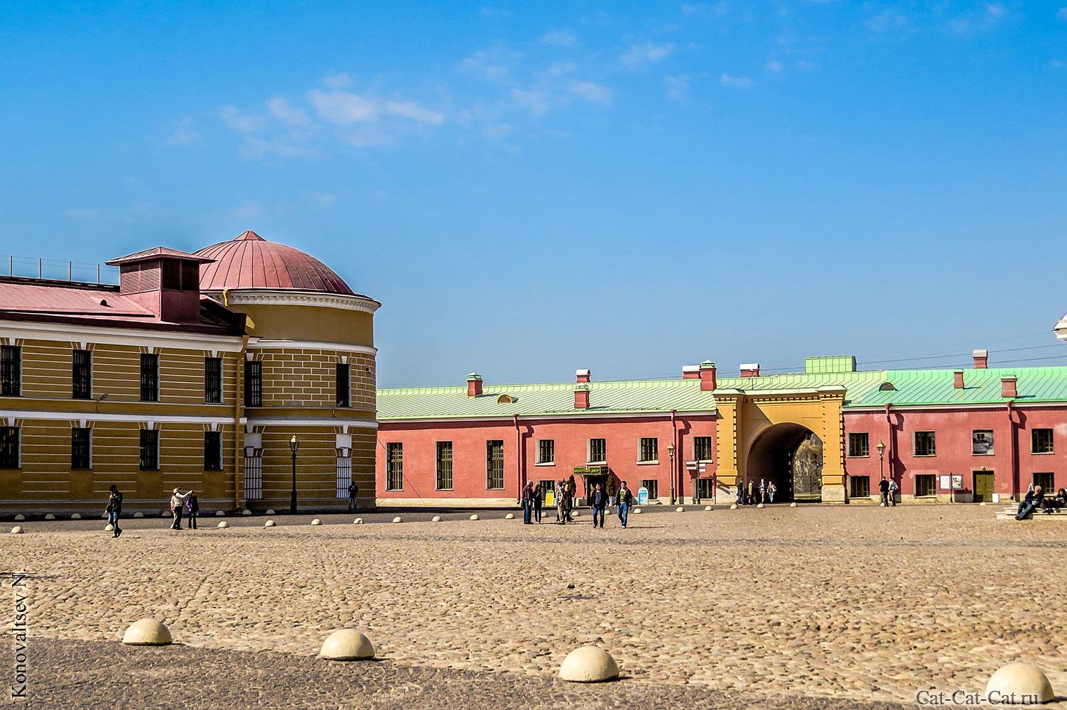 Петропавловская крепость, ч.3