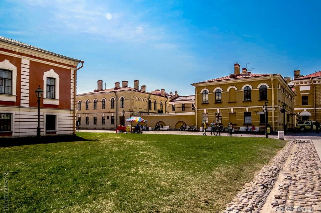Плац-майорский и Обер-офицерский дома монетного двора