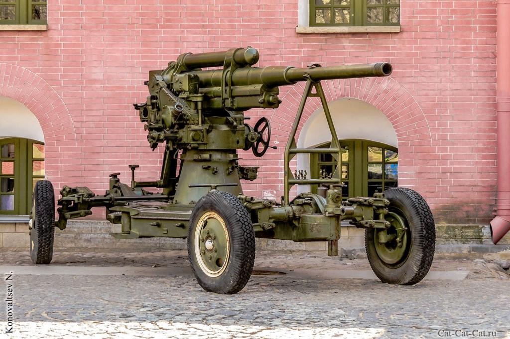 Нарышкин бастион, пушки (Петропавловская крепость, Санкт-Петербург)