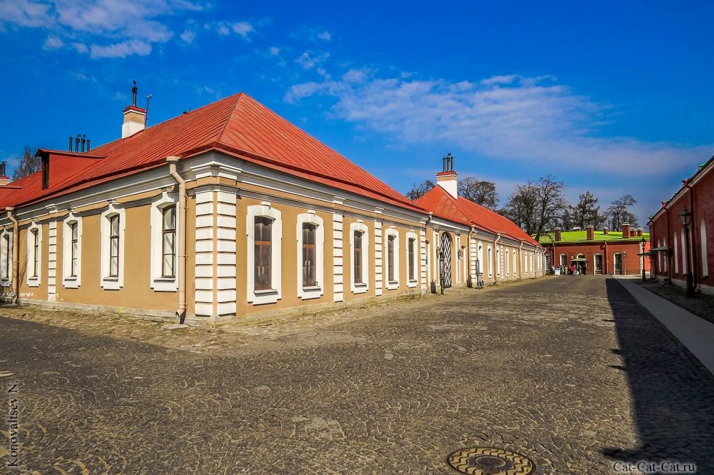 Инженерный дом (Петропавловская крепость)