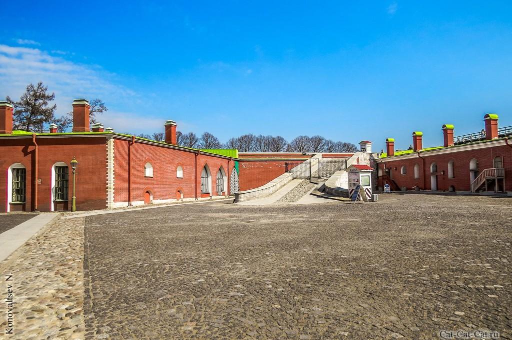 Государев бастион (Петропавловская крепость, Санкт-Петербург)