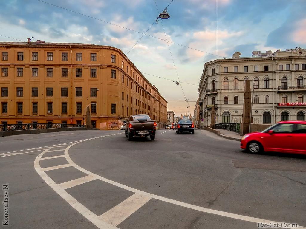 Здание Главного Кригс-Комиссариата (Интендантские склады) - Военно-интендантская академия и Доходный дом Фитингофа.