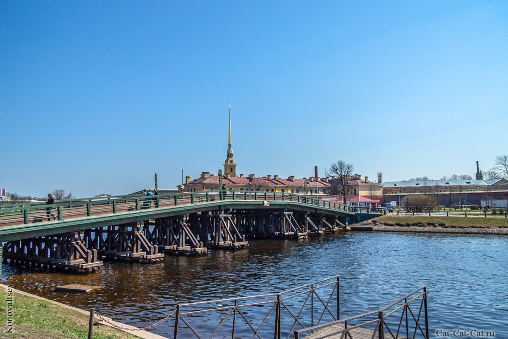 Кронверкский мост
