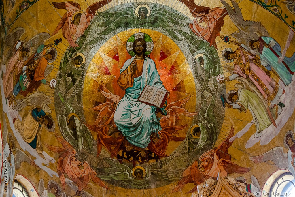 Собор Воскресения Христова (Спас на Крови)