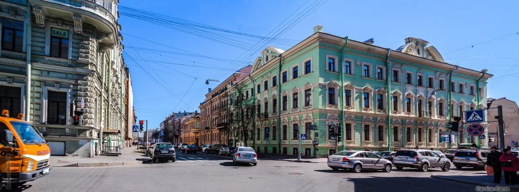 Дом А. П. Козлова
