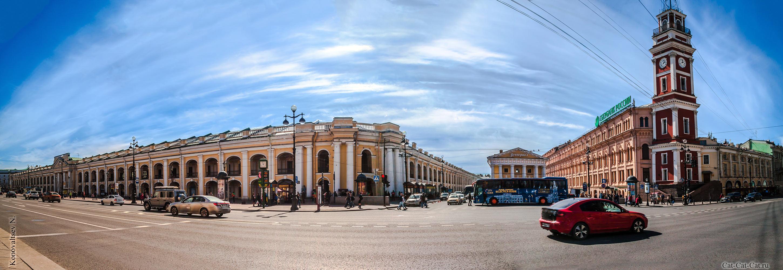 Панорамные снимки Санкт-Петербурга, ч.2