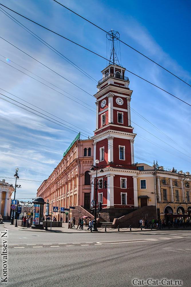 Башня Городской Думы