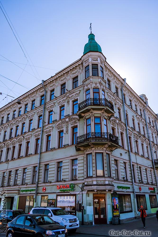 Доходный дом П. Н. Фокина