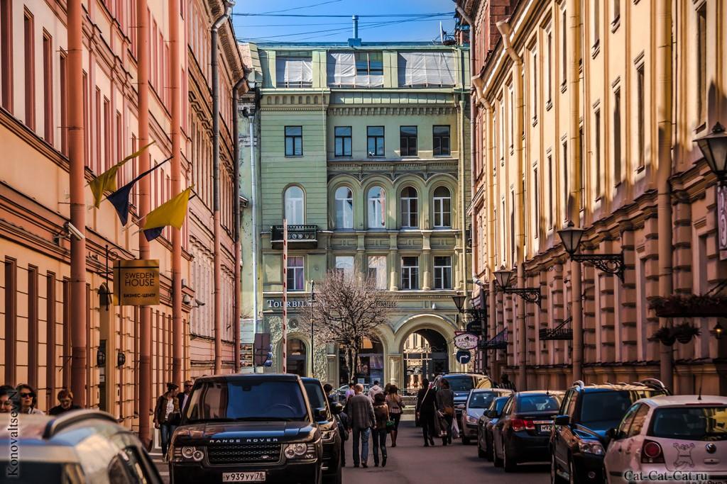 Шведский переулок