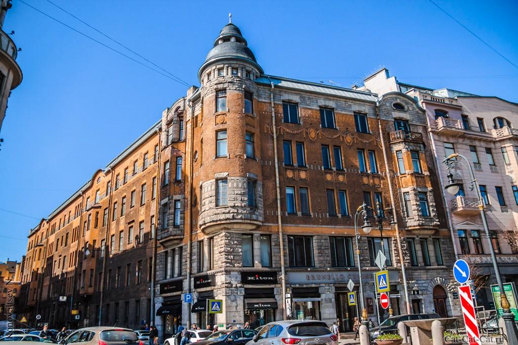 Доходный дом Н.А. Мельцера