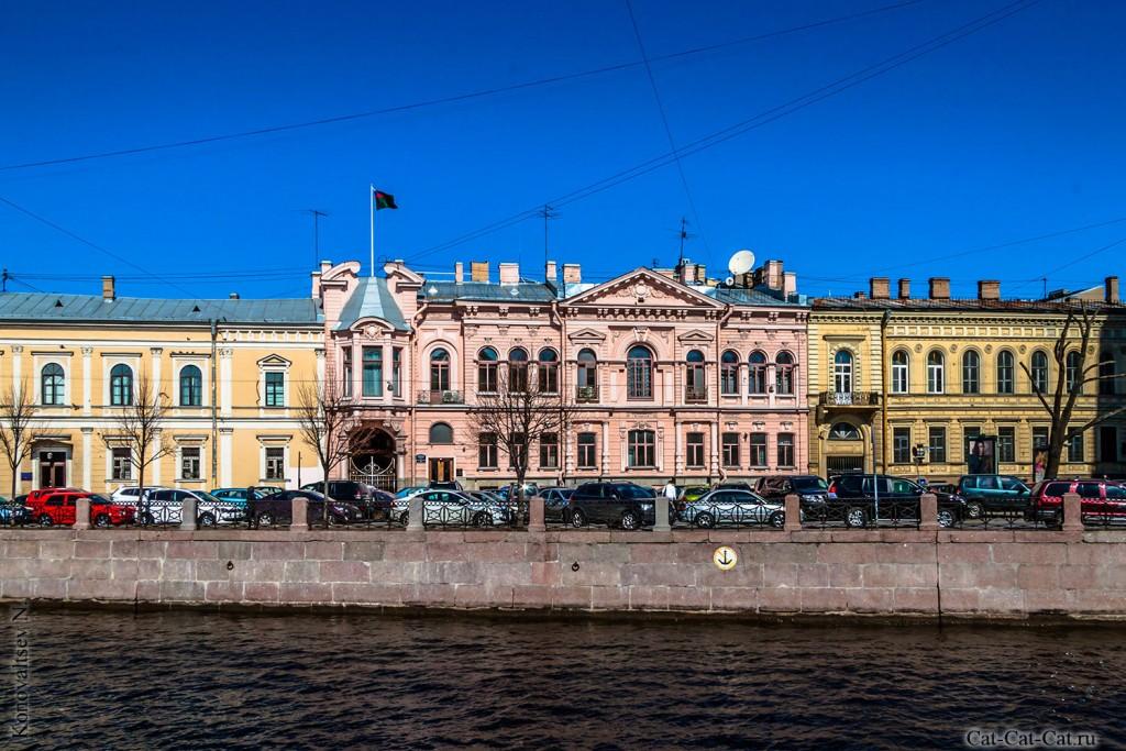УФССП по СПб (Дом Зуровой - особняк Юнкерса)