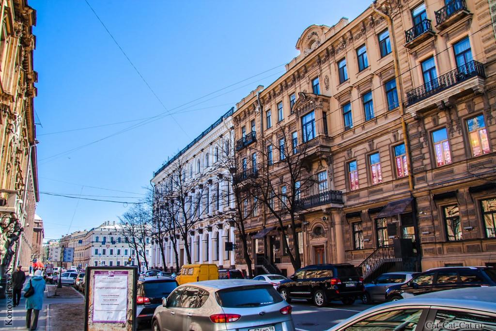 Дом княгини А. П. Львовой