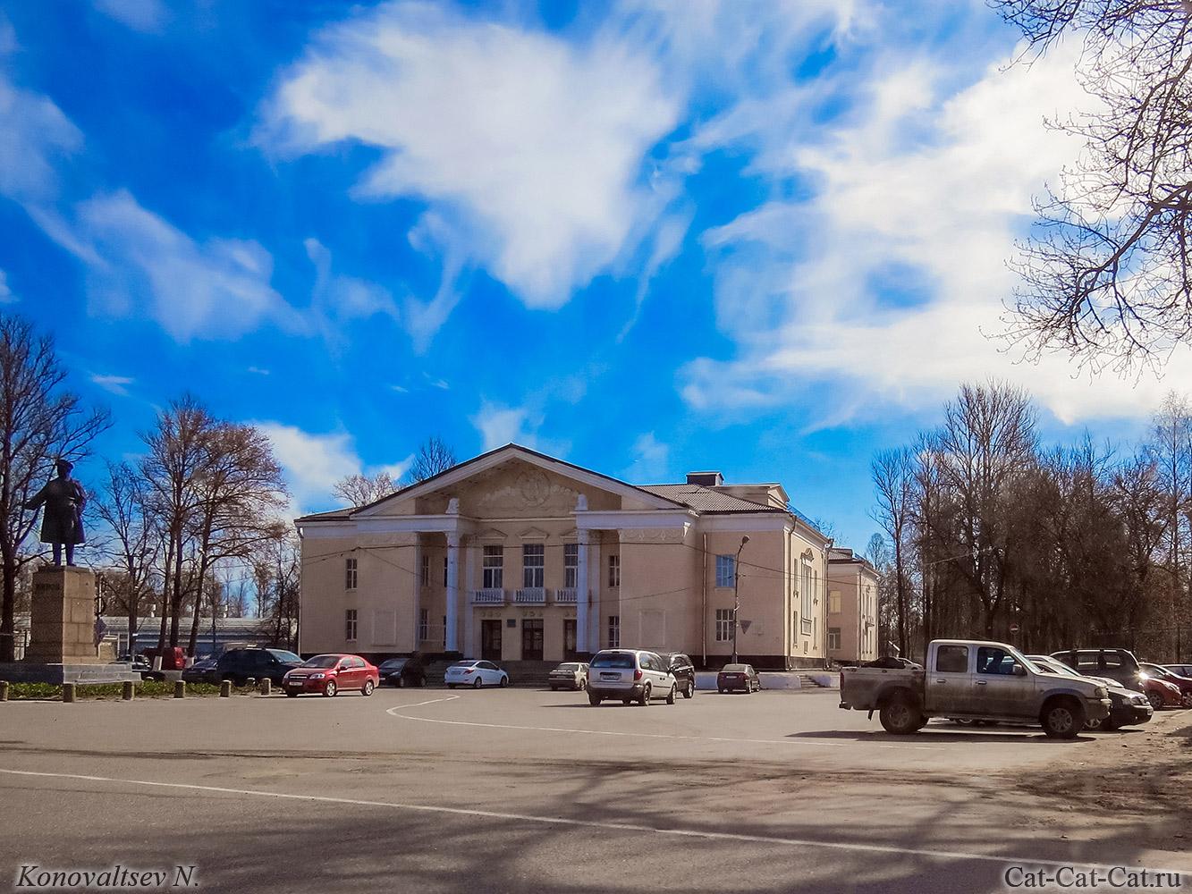 Поездка в Кировск