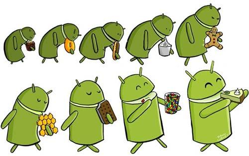 Улучшение Андроид